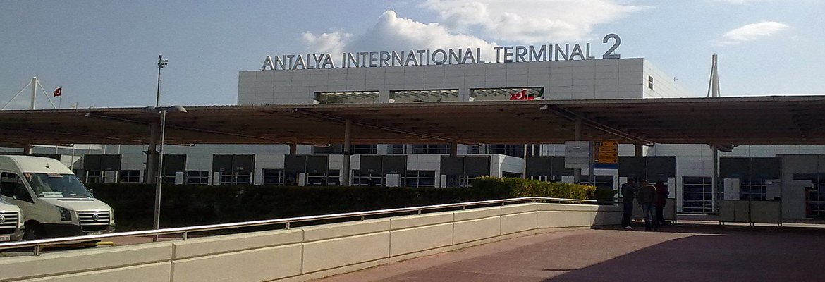 Antalya International Airport Antalya Halal Trip