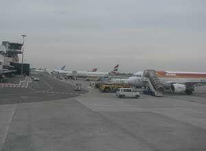 Bologna Guglielmo Marconi Airport
