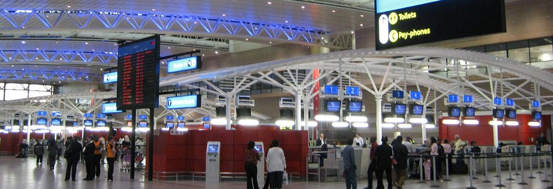 king shaka international airport  durban