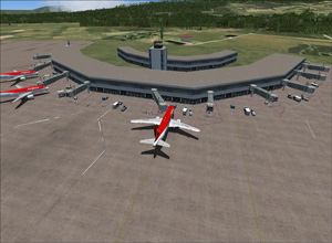 Jose Maria Cordova International Airport