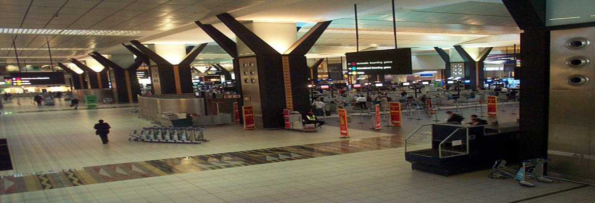 Hotels Near Oliver Tambo Airport