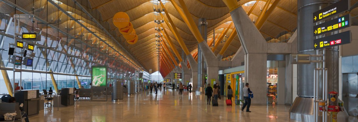 Hotels Near Barajas Airport