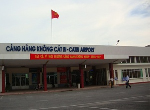 Cat Bi International Airport