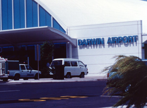 Darwin International Airport