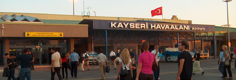 Breathtaking Airports in Turkey