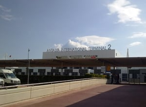 Antalya International  Airport