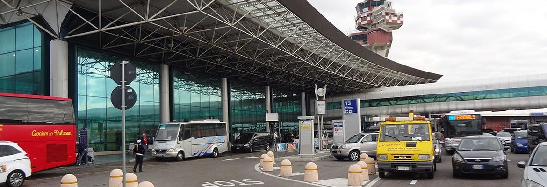 Leonardo Da Vinci Airport Fiumicino Halal Trip