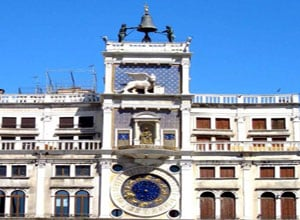 Venice Clock Tower