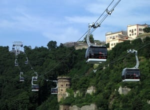 2-Way Cable Car Ride