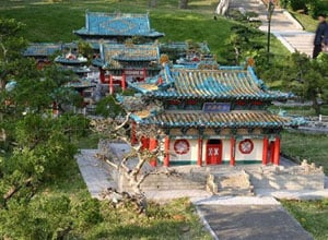 Splendid China & Chinese Folk Culture Village