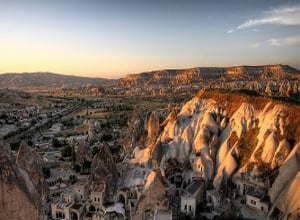 Göreme Sun Set Point