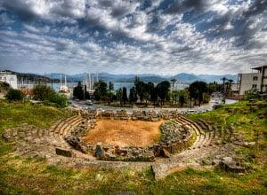 Fethiye Amphitheatre