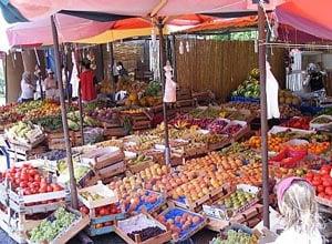 Kusadasi Markets