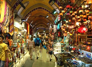 Marmaris Grand Bazaar