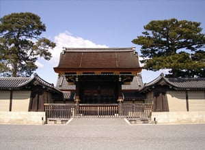 Kyoto Imperial Palace