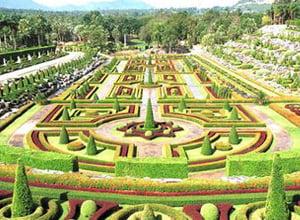 Nong Nooch Tropical Botanical Garden