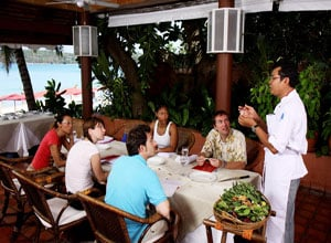 The Boathouse Oceanfront Cooking Class