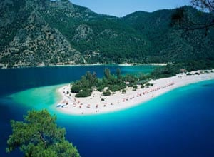 Ölüdeniz Lagoon and Beach