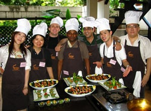 Pai Cookery Class