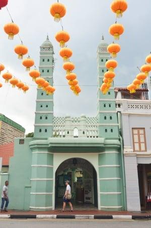 Jamae Mosque (Chulia)