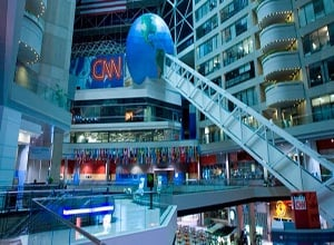 Inside CNN Atlanta