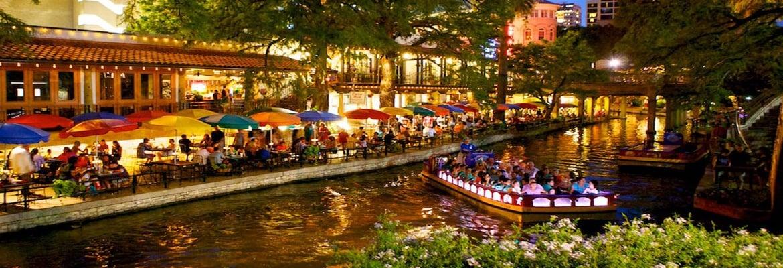 San Antonio River Walk San Antonio Halal Trip