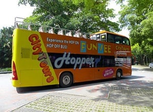 1 Day Singapore Hopper Bus