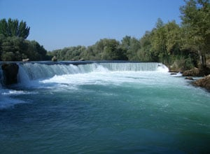 Manavgat Waterfall