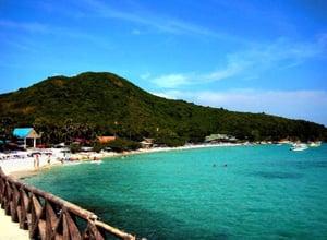 Wong Phrachan Beach