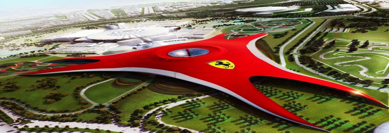 Ferrari World , Abu-dhabi | Halal Trip