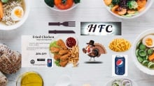 Hfc! Halal fried chicken