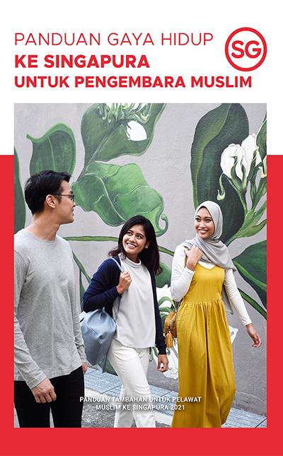 Panduan Gaya Hidup untuk Pengembara Muslim