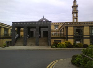 Blackpitts Masjid & Islamic Centre, Dublin