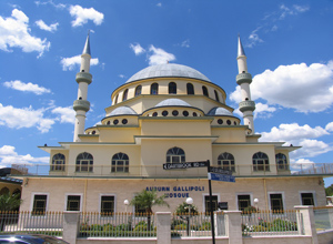 Auburn Gallipoli Mosque