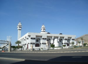 Masjid Aisha, Montreal