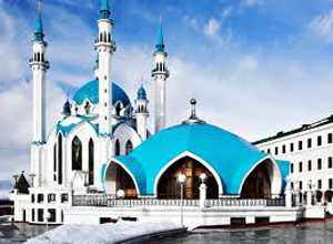 Qul Sharif Masjid, Kazan