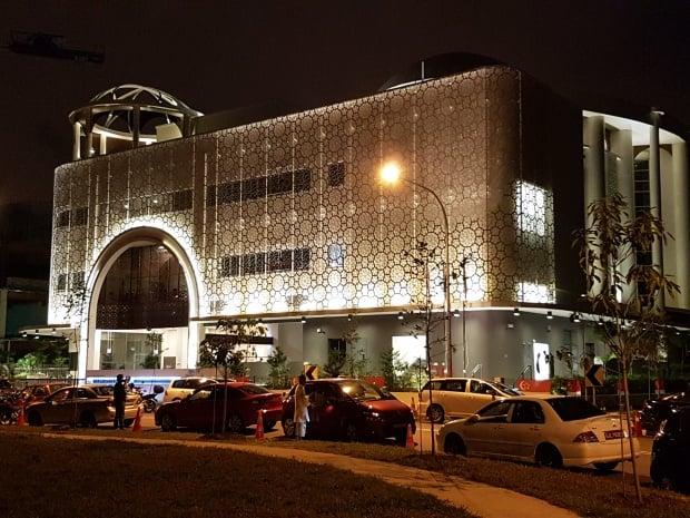 Masjid Maarof Masjid Mosque In Singapore Halal Trip