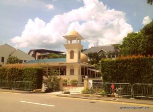 Masjid Al-Huda, Bangkok