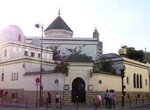 Mosquée Maison du Maroc