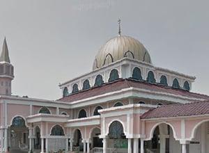 Masjid Sultan Abu Bakar (Masjid Daerah Raub)