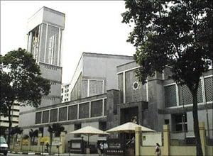 Masjid Ar-Raudhah, Singapore