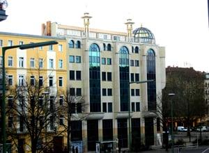 Masjid Omar Ben Khatab, Brussels