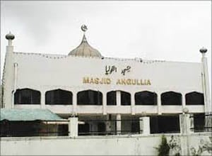 Masjid Angulia, Singapore
