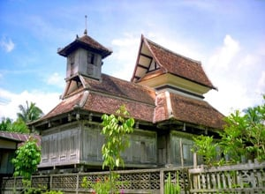 Taloh-Manoh Masjid (300-Year Mosque), Narathiwat