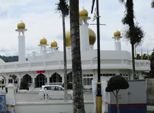 Masjid Diraja Tunku Munawir