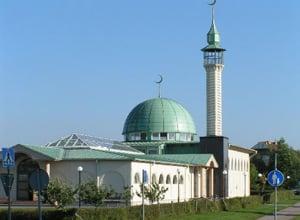 Uppsala Masjid, Uppsala