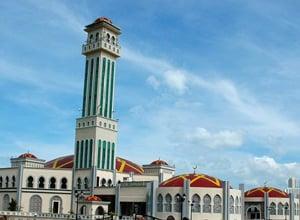 Pangsapuri Masjid Terapung (Masjid Tanjung Bungah)