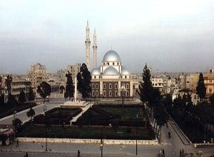 Khalid Ibn Walid Masjid