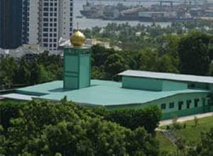 Masjid Tentera Di Raja, Singapore
