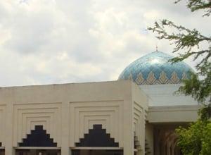 Masjid Jamek Negeri Sarawak (Sarawak State Mosque)